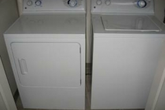 CR Washer and Dryer